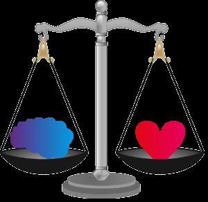 Balans Verstand en Gevoel