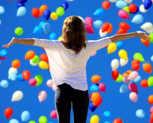 Zelfvertrouwen maakt het leven een feest